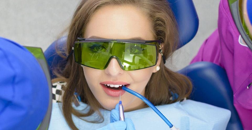 Laser Dentistry Procedure